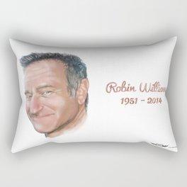 Robin Williams Rectangular Pillow