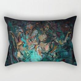 Belly Dance Rectangular Pillow