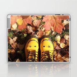 Autumn Smile Laptop & iPad Skin