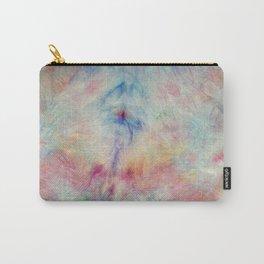 Tye Dye Kaleidoscope Sunset Carry-All Pouch