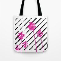 california Tote Bags featuring California by Ryan Johnson