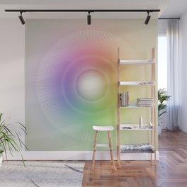 Color Wheel Wall Mural