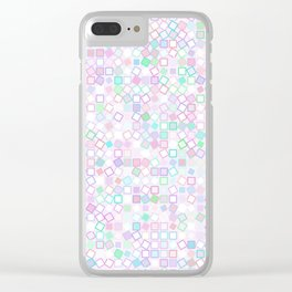 Confetti and Cheer Clear iPhone Case