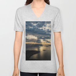 View to Behold Unisex V-Neck