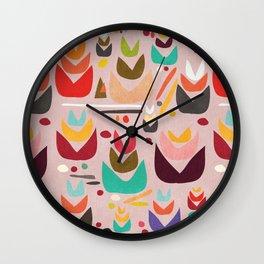 Proud Garden Wall Clock