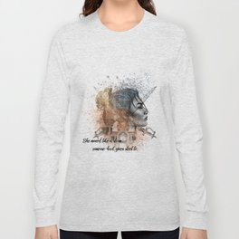 Rebel of the Sands (Shazad) Long Sleeve T-shirt