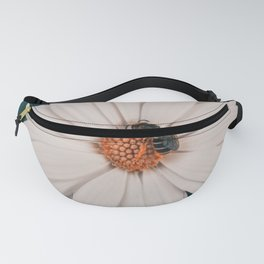 Hit The Target || Bee Floral Photography Fanny Pack