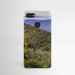 Mountain Fall Leaf Color Android Case