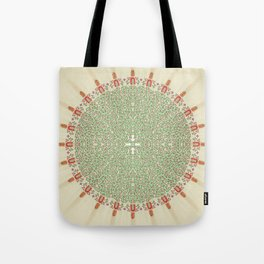 Metacognition.  Tote Bag