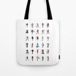 Digital Catwalk: April 2013 Tote Bag