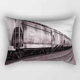 Long Train Rectangular Pillow