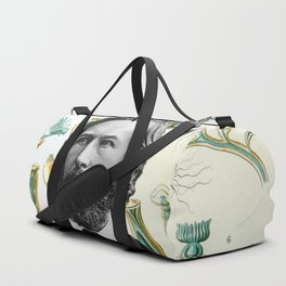 Ode to Haeckel Duffle Bag