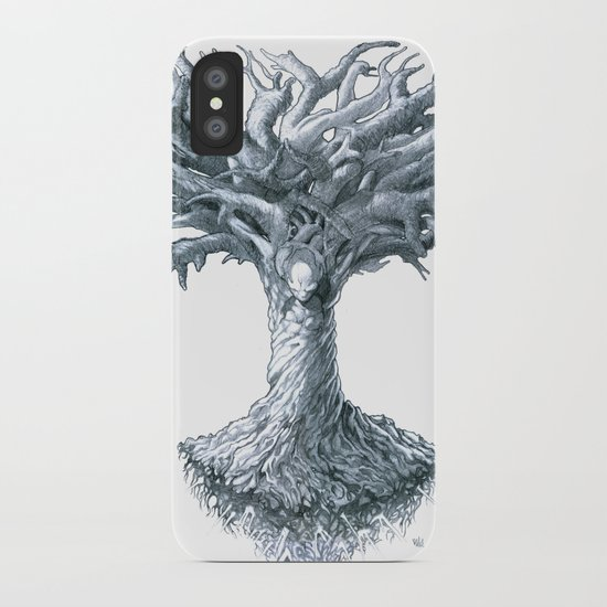 The Tree of Many Things iPhone Case