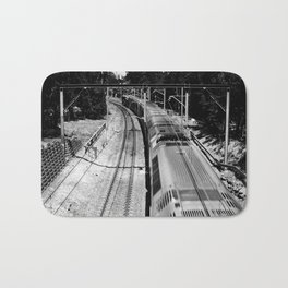 Rail Bath Mat