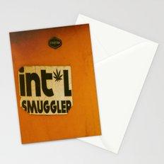 International Smuggler Stationery Cards