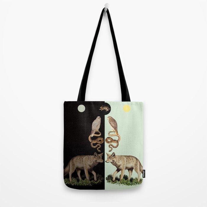 Rabbit Hole Tote Bag