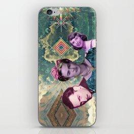 the three muskateers  iPhone Skin