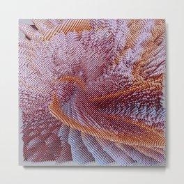Random 3D No. 2044 Metal Print