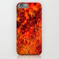 BURNT RUST iPhone 6s Slim Case