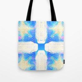 Angel Rays Tote Bag