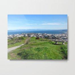 South San Francisco 1430 Metal Print
