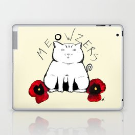 Meowzers Laptop & iPad Skin