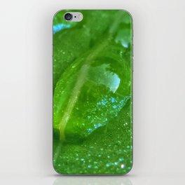 Wassertropfen iPhone Skin