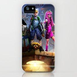 Adventurers iPhone Case