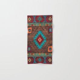 Bohemian Traditional Southwest Style Design Hand & Bath Towel