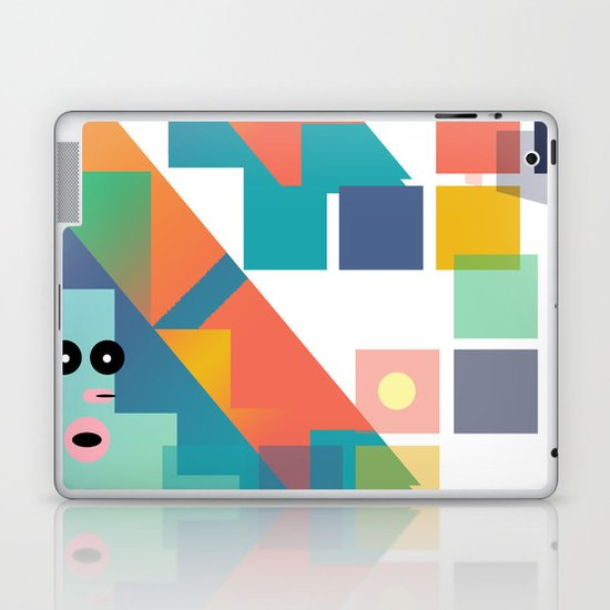 Gumby Does LSD Laptop & iPad Skin