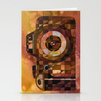 rebel Stationery Cards featuring Rebel by S.G. DeCarlo