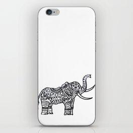 Elephant II iPhone Skin