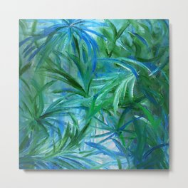 Jungle Boogie Metal Print