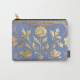 pianoflora horizontal (greek blue) Carry-All Pouch