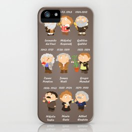 science iPhone Case