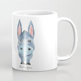 Water Colour Baby Donkey Coffee Mug
