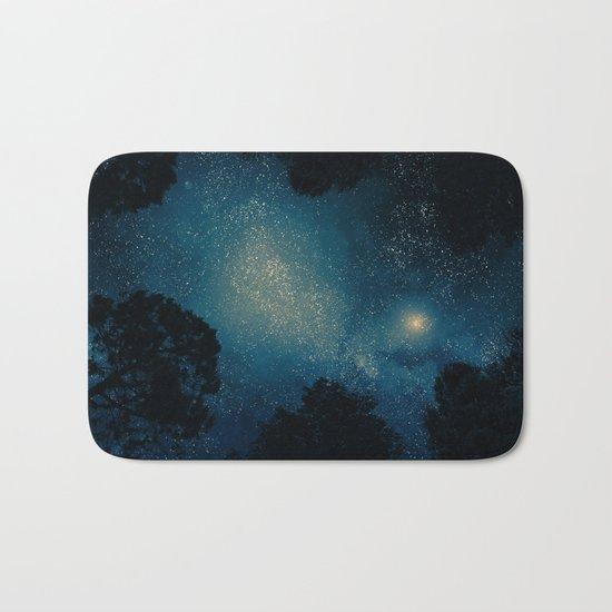 Stars & Trees Bath Mat