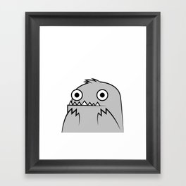 minima - gary Framed Art Print