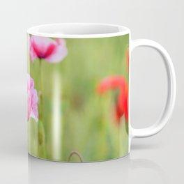 Poppy, Poppies, Mohn, Mohnblume, Flower, Blume, Blumen, Mohnblumen, Foto Coffee Mug