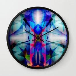 Moonshine Prism II Wall Clock
