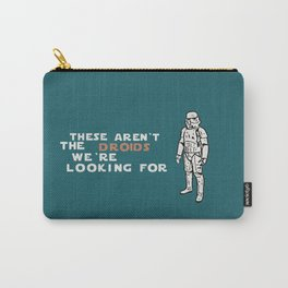 "OBI WAN""s doing Carry-All Pouch"