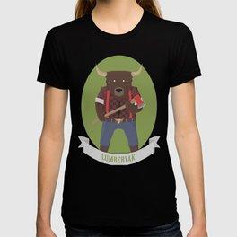 Lumberyak! T-shirt