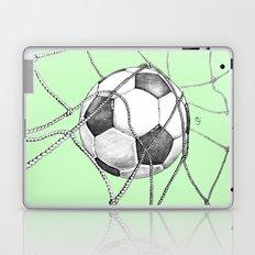Goal in green Laptop & iPad Skin