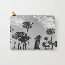 ~Palm trees on the beach~ Carry-All Pouch