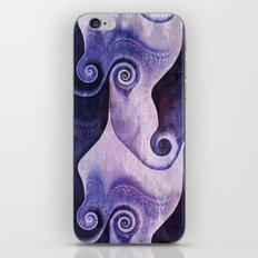 Swirly Spiral iPhone & iPod Skin