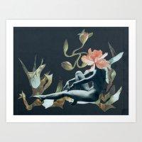 Garden of the Soul Art Print
