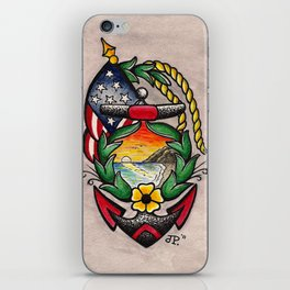 American Dream iPhone Skin