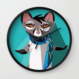 Fashionable Genet Wall Clock