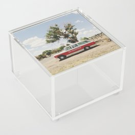 The El Cosmico Acrylic Box