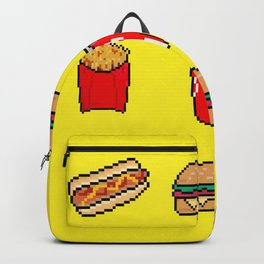 Fast Food Backpack